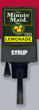 syrup button
